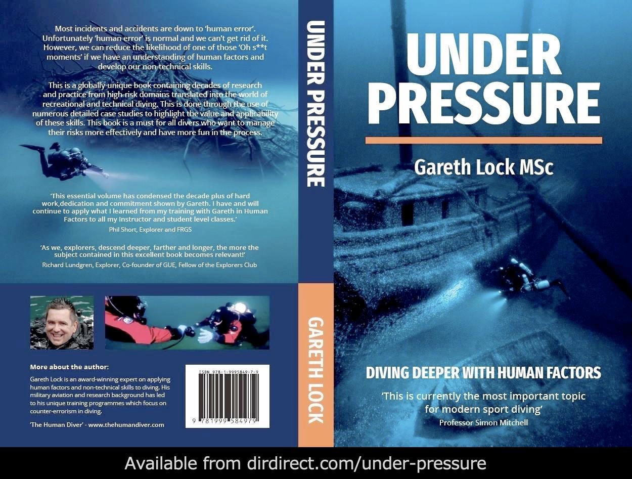 Under Pressure Gareth Lock